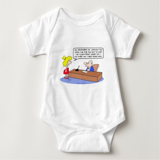 premio limpio del escritorio encendido body para bebé
