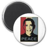 Premio Nobel de la Paz de Obama Imán De Frigorífico