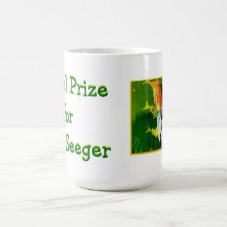 Premio Nobel Para la taza de Pete Seeger