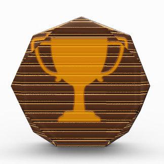 Premio NVN698 de la taza del trofeo de la raya de
