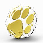 Premio octagonal del veterinario