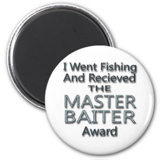 Premio principal de Baiter Imán Redondo 5 Cm