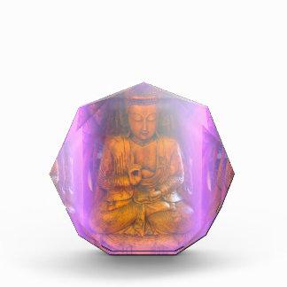 premio púrpura de Buda de la aureola
