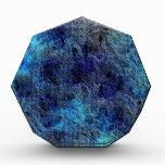 Premio rico profundo abstracto de los colores de l
