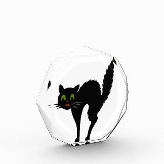 Premios del traje de Halloween del premio del gato