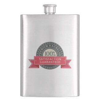 Premium Bachelor Hip Flask