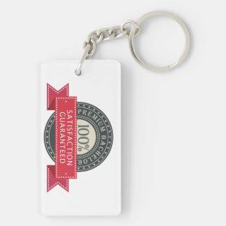 Premium Bachelor Keychain