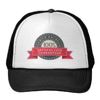 Premium Bachelor Trucker Hat