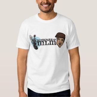 Premium Bluesman Of MLM  Entrepreneur Shirt
