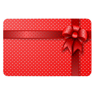 Premium Flexi Magnet love's present background