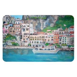 Premium Flexi Magnet - The Amalfi Coast