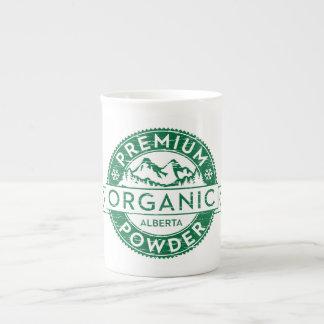 Premium Organic Alberta Powder Tea Cup