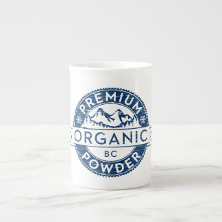 Premium Organic British Columbia Powder Tea Cup
