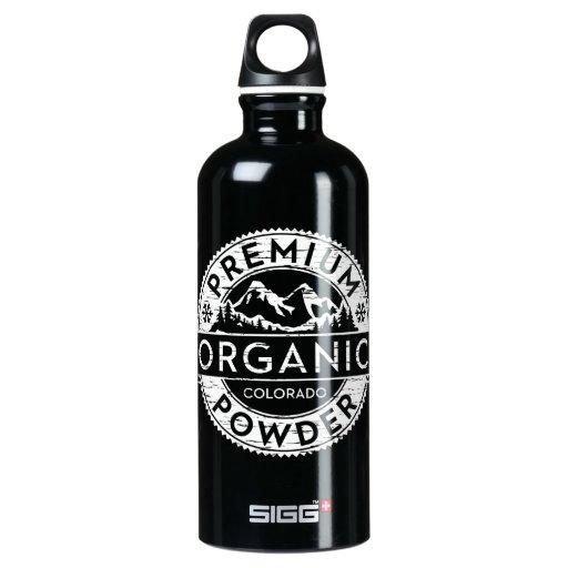 Premium Organic Colorado Powder Bottle SIGG Traveler 0.6L Water Bottle