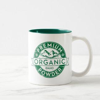 Premium Organic Idaho Powder Mug