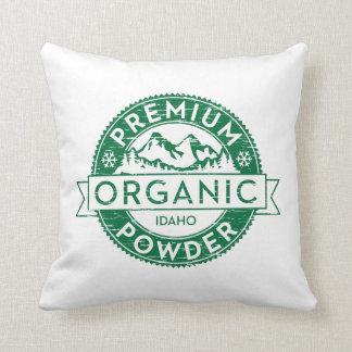 Premium Organic Idaho Powder Pillow