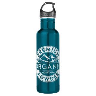 Premium Organic Montana Powder Stainless Steel Water Bottle