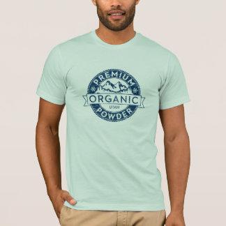 Premium Organic Utah Powder T-Shirt