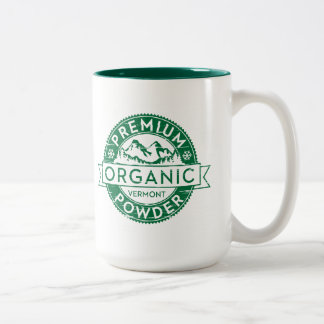 Premium Organic Vermont Powder Mug