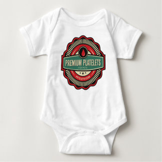 Premium Platelets for Infants and Kids Baby Bodysuit
