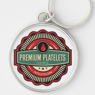 Premium Platelets Keychain