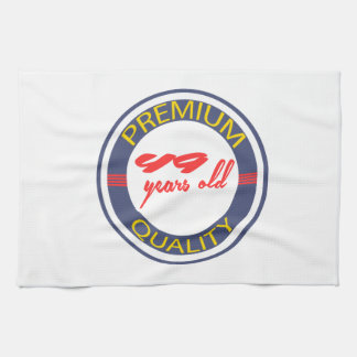 Premium quality 49 years old hand towel