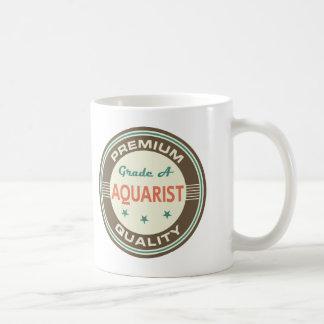 Premium Quality Aquarist (Funny) Gift Classic White Coffee Mug