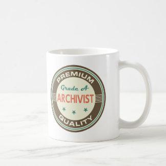 Premium Quality Archivist (Funny) Gift Coffee Mug