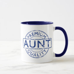 Combo Mug with Premium Quality Aunt design