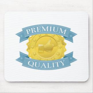Premium quality award mouse mat