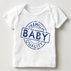 Baby Fine Jersey T-Shirt with Premium Quality Baby design