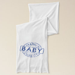 Jersey Scarf with Premium Quality Baby design