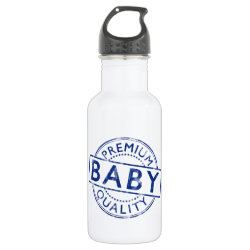 Water Bottle (24 oz) with Premium Quality Baby design