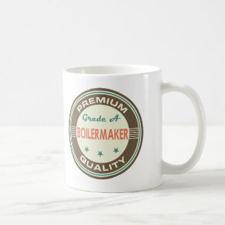 Premium Quality Boilermaker (Funny) Gift Classic White Coffee Mug