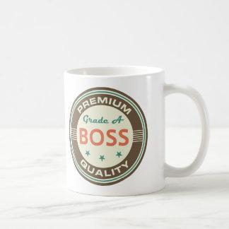 Premium Quality Boss (Funny) Gift Coffee Mug