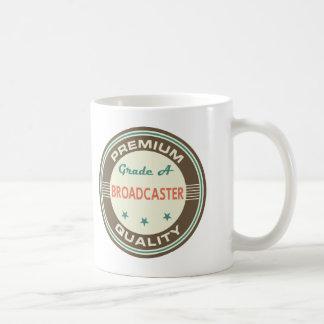 Premium Quality Broadcaster (Funny) Gift Coffee Mug