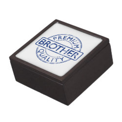 Medium (3' X 3') Gift Box with Premium Quality Brother design