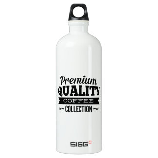 Premium Quality Coffee Collection Water Bottle