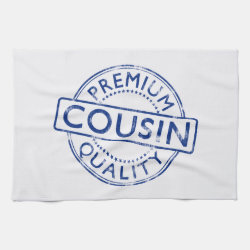 Kitchen Towel 16' x 24' with Premium Quality Cousin design