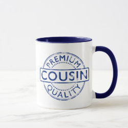 Combo Mug with Premium Quality Cousin design