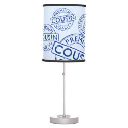 Table Lamp with Premium Quality Cousin design