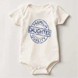 Infant Organic Creeper with Premium Quality Daughter design