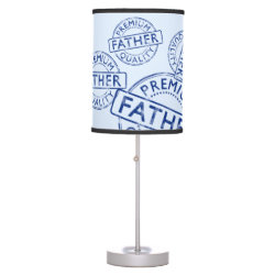 Premium Quality Father Table Lamp