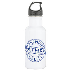 Water Bottle (24 oz) with Premium Quality Father design