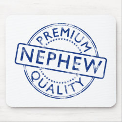 Mousepad with Premium Quality Nephew design