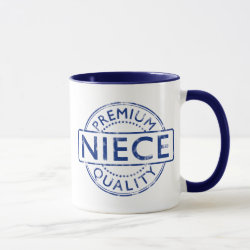 Combo Mug with Premium Quality Niece design