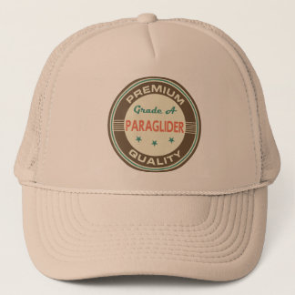Premium Quality Paraglider (Funny) Gift Trucker Hat