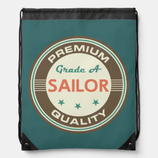 Premium Quality Sailor (Funny) Gift Backpack