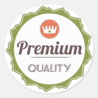 Premium Quality Sales Promotion Label Sticker