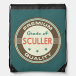 Premium Quality Sculler (Funny) Gift Cinch Bag